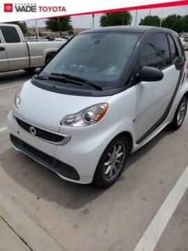 2015 Smart fortwo electric drive for sale at Stephen Wade Pre-Owned Supercenter in Saint George UT