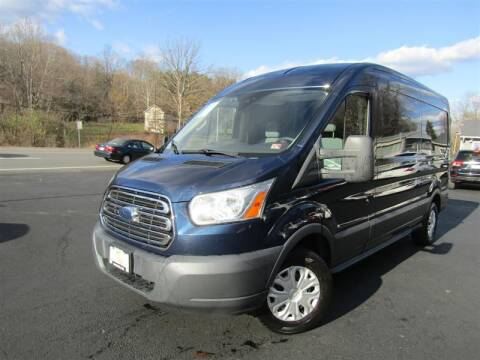 2015 Ford Transit Cargo for sale at Guarantee Automaxx in Stafford VA