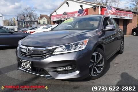 2017 Honda Accord for sale at www.onlycarsnj.net in Irvington NJ