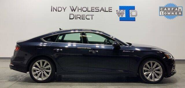 2018 Audi A5 Sportback for sale at Indy Wholesale Direct in Carmel IN
