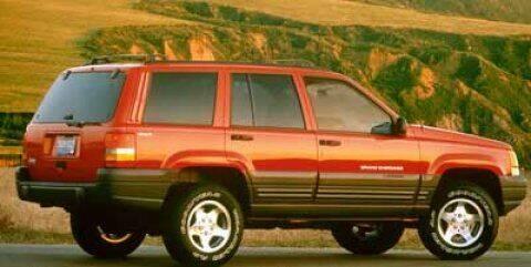 1998 Jeep Grand Cherokee for sale at Contemporary Auto in Tuscaloosa AL