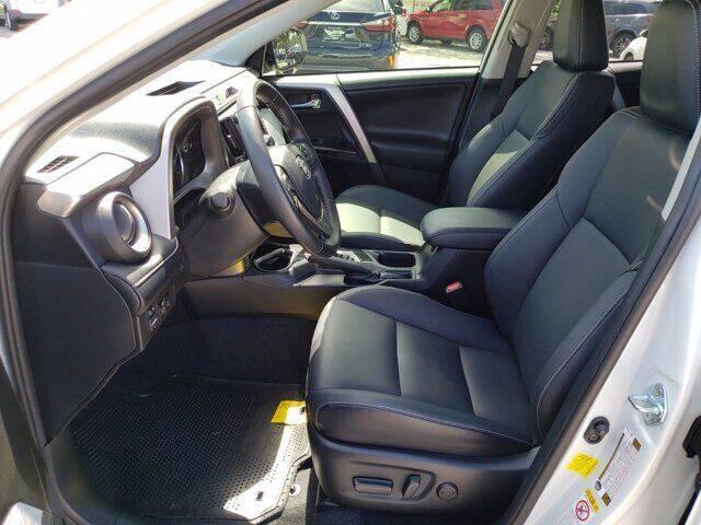 2018 Toyota RAV4 Limited 4dr SUV - Melbourne FL