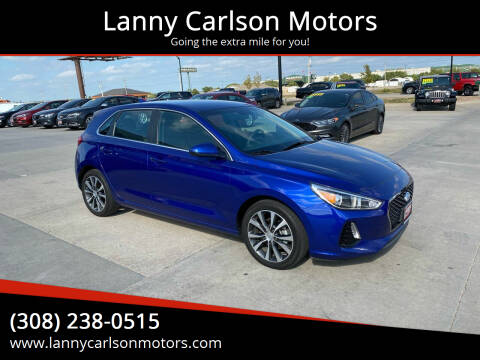 2019 Hyundai Elantra GT for sale at Lanny Carlson Motors in Kearney NE