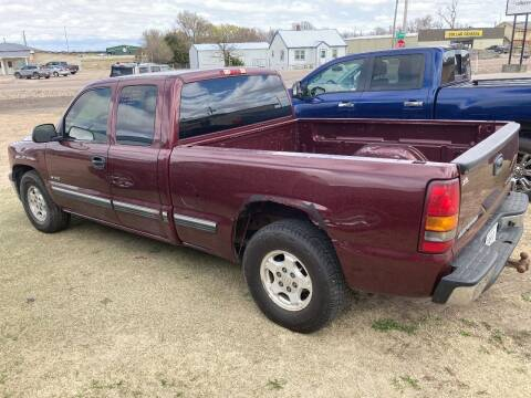 2002 Chevrolet Silverado 1500 for sale at All Affordable Autos in Oakley KS