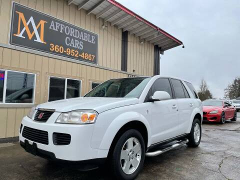 2006 Saturn Vue for sale at M & A Affordable Cars in Vancouver WA