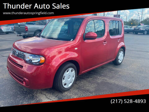 2009 Nissan cube for sale at Thunder Auto Sales in Springfield IL