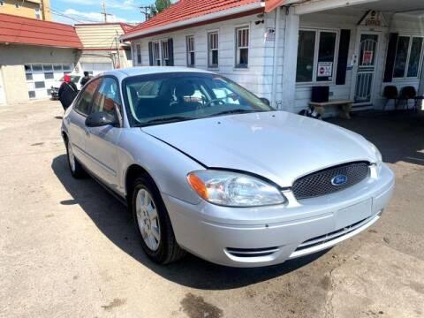 2006 Ford Taurus for sale at AE Of Miami in Miami FL