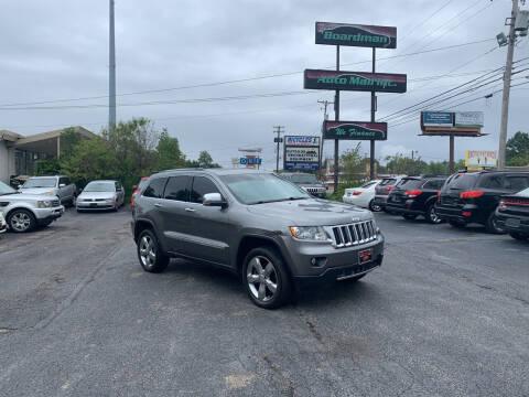 2011 Jeep Grand Cherokee for sale at Boardman Auto Mall in Boardman OH