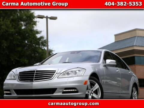 2011 Mercedes-Benz S-Class for sale at Carma Auto Group in Duluth GA