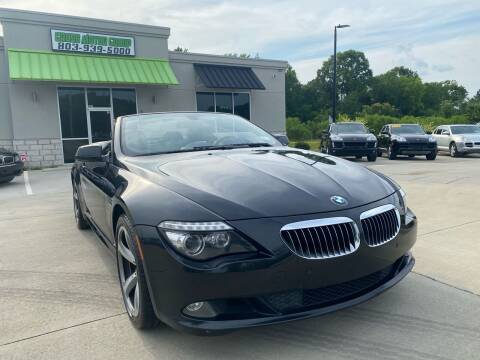 2010 BMW 6 Series for sale at Cross Motor Group in Rock Hill SC