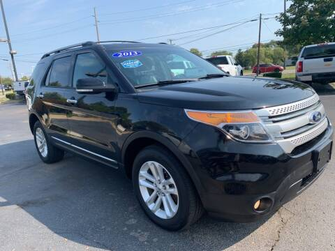 2013 Ford Explorer for sale at A 1 Motors in Monroe MI