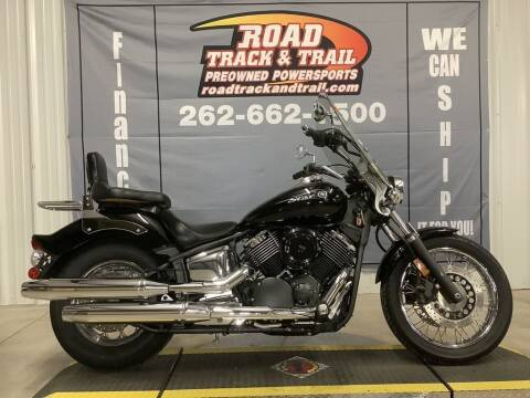 2008 Yamaha V-Star for sale at Road Track and Trail in Big Bend WI