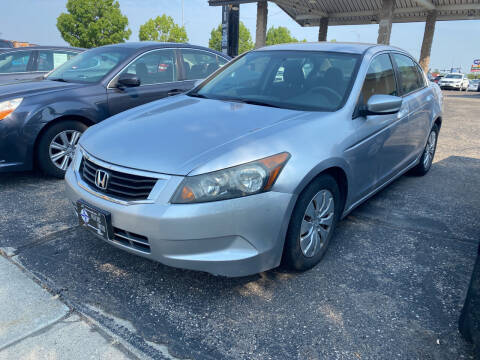 2008 Honda Accord for sale at Atlas Auto in Grand Forks ND