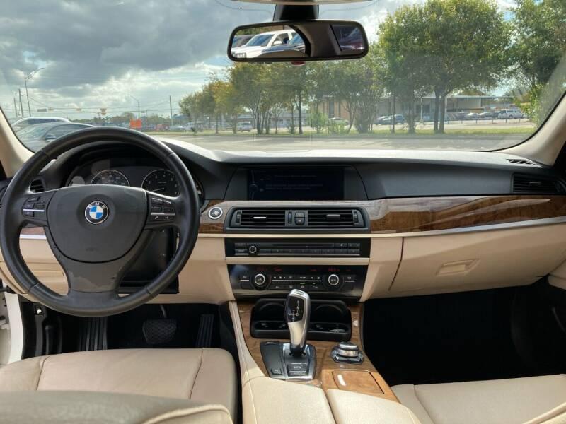 2011 BMW 5 Series 535i 4dr Sedan - Houston TX