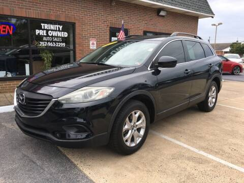 2014 Mazda CX-9 for sale at Bankruptcy Car Financing in Norfolk VA
