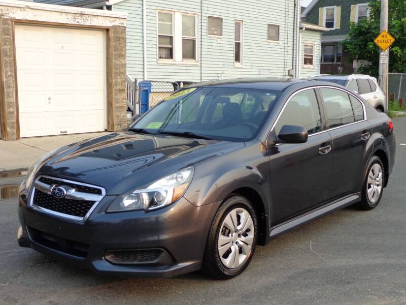 2013 Subaru Legacy for sale at Broadway Auto Sales in Somerville MA