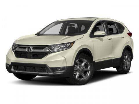 2017 Honda CR-V for sale at DAVID McDAVID HONDA OF IRVING in Irving TX