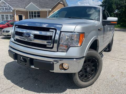 2013 Ford F-150 for sale at Philip Motors Inc in Snellville GA
