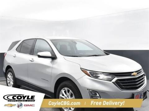 2019 Chevrolet Equinox for sale at COYLE GM - COYLE NISSAN - New Inventory in Clarksville IN