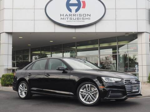 2017 Audi A4 for sale at Harrison Imports in Sandy UT