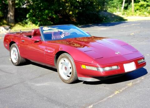 1993 Chevrolet Corvette for sale at Flying Wheels in Danville NH