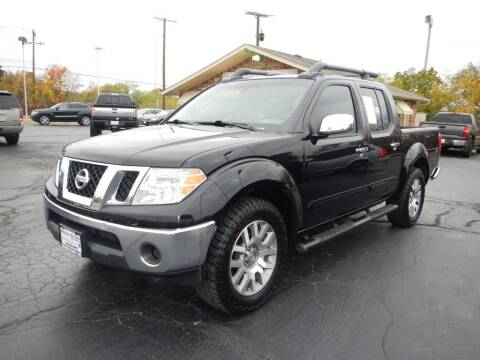 2010 Nissan Frontier for sale at Browning's Reliable Cars & Trucks in Wichita Falls TX