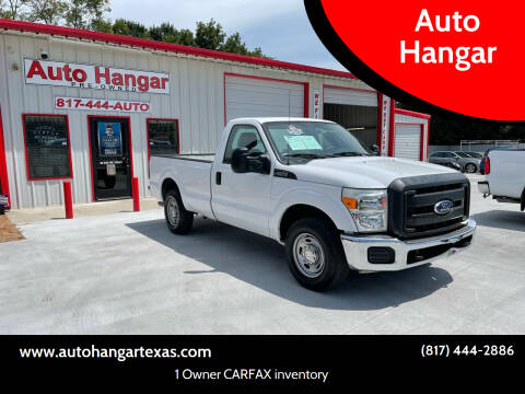 2013 Ford F-350 Super Duty for sale at Auto Hangar in Azle TX