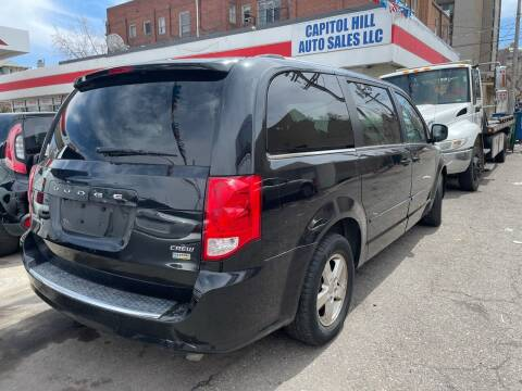 2011 Dodge Grand Caravan for sale at Capitol Hill Auto Sales LLC in Denver CO