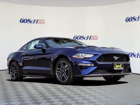 2020 Ford Mustang for sale at BILLY D SELLS CARS! in Temecula CA