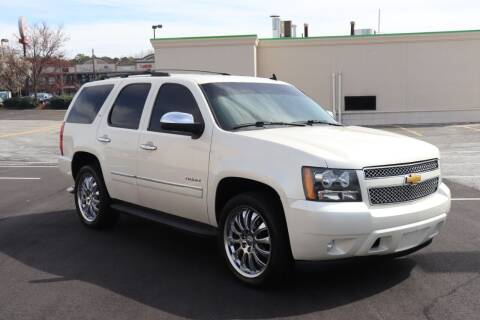 2013 Chevrolet Tahoe for sale at Auto Guia in Chamblee GA