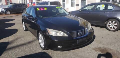 2008 Lexus ES 350 for sale at TC Auto Repair and Sales Inc in Abington MA