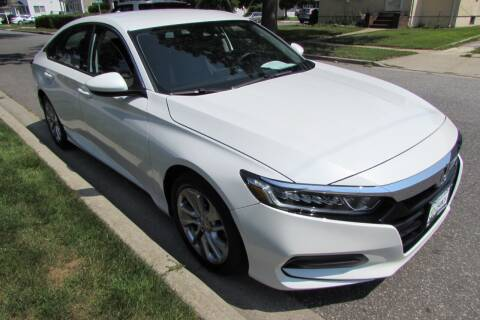 2018 Honda Accord for sale at First Choice Automobile in Uniondale NY