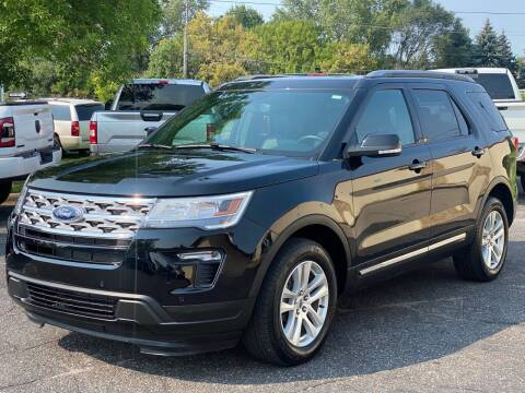 2018 Ford Explorer for sale at North Imports LLC in Burnsville MN
