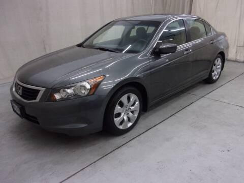 2009 Honda Accord for sale at Paquet Auto Sales in Madison OH