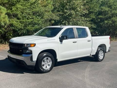 2020 Chevrolet Silverado 1500 for sale at Turnbull Automotive in Homewood AL