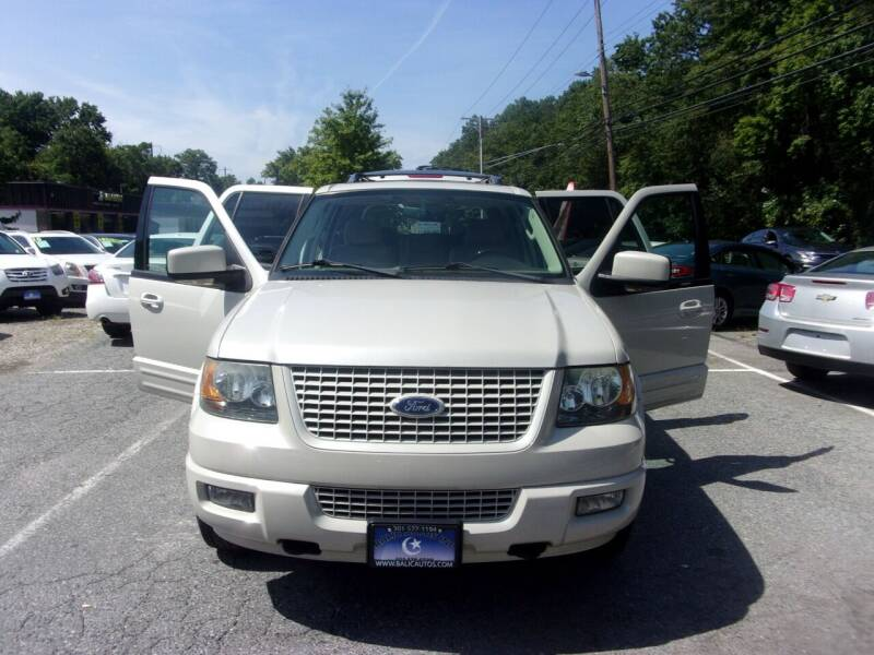 2006 Ford Expedition Limited 4dr SUV 4WD - Lanham MD