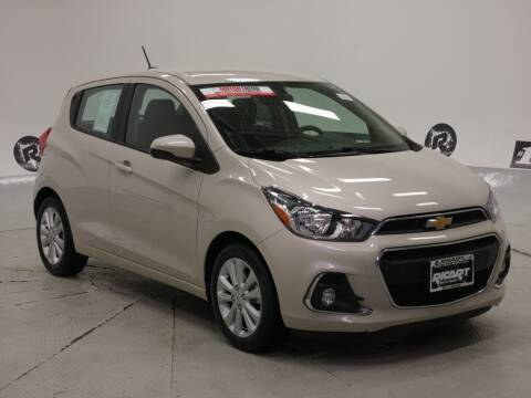 2017 Chevrolet Spark for sale at Cj king of car loans/JJ's Best Auto Sales in Troy MI