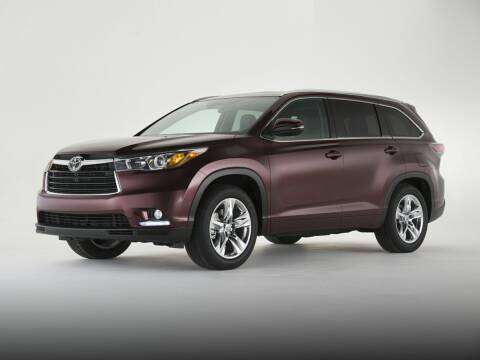 2015 Toyota Highlander for sale at Hi-Lo Auto Sales in Frederick MD