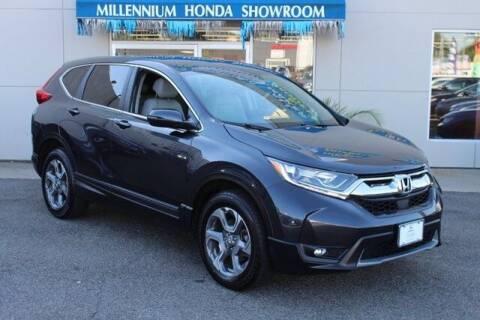 2019 Honda CR-V for sale at MILLENNIUM HONDA in Hempstead NY