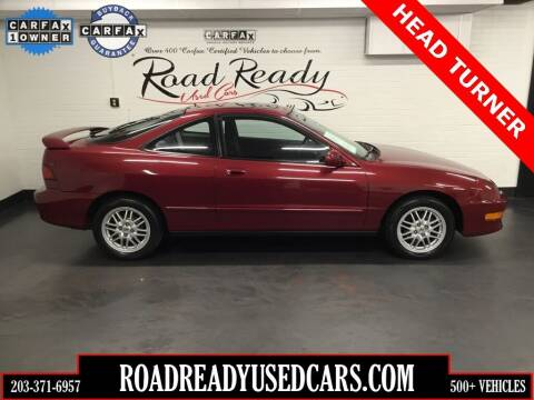 2001 Acura Integra for sale at Road Ready Used Cars in Ansonia CT
