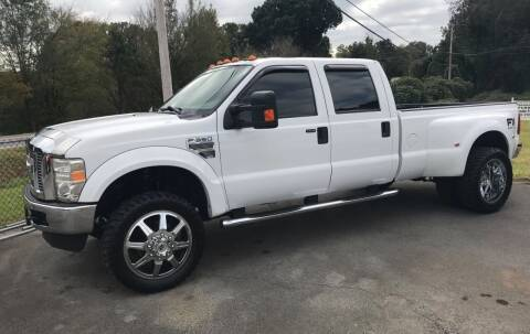 2008 Ford F-350 Super Duty for sale at Uptown Auto Sales in Rome GA