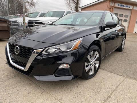 2020 Nissan Altima for sale at Seaview Motors and Repair LLC in Bridgeport CT