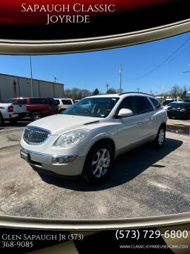 2008 Buick Enclave for sale at Sapaugh Classic Joyride in Salem MO