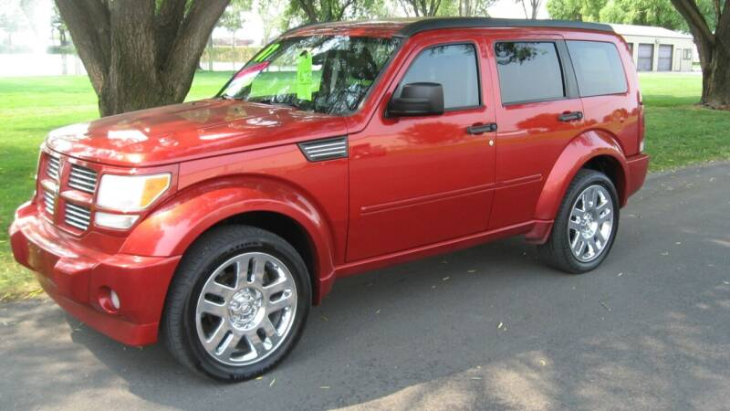 2007 Dodge Nitro for sale at Affordable Car Company in Nampa ID