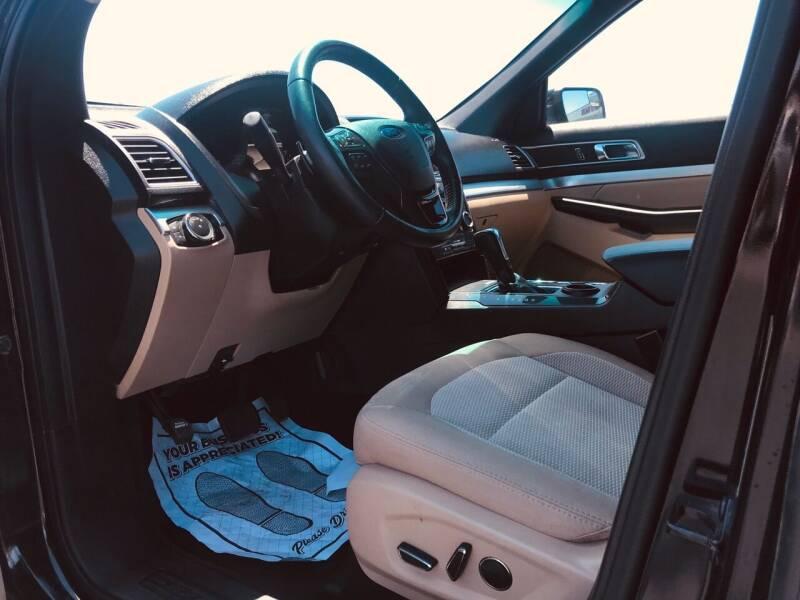 2016 Ford Explorer XLT 4dr SUV - Morristown TN