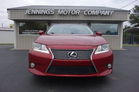 2015 Lexus ES 350 for sale at Jennings Motor Company in West Columbia SC