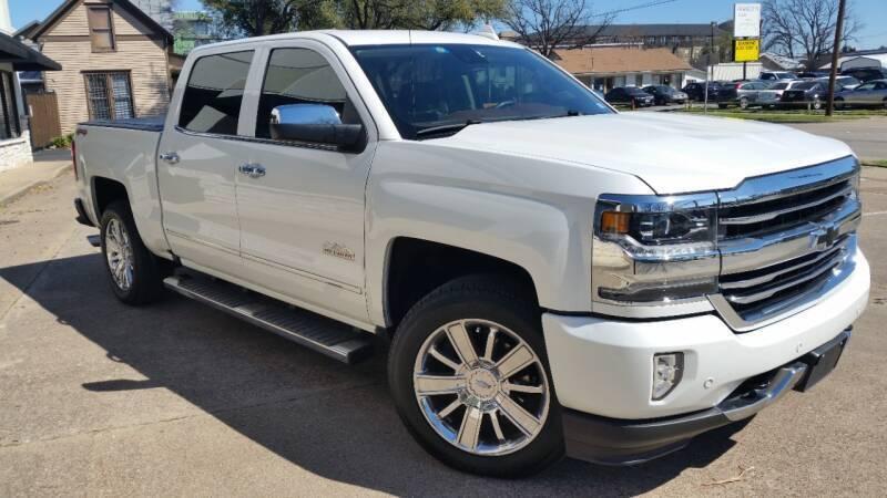2017 Chevrolet Silverado 1500 for sale at Allison's AutoSales in Plano TX