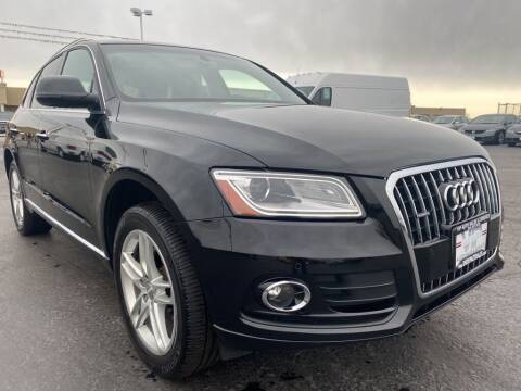 2016 Audi Q5 for sale at VIP Auto Sales & Service in Franklin OH