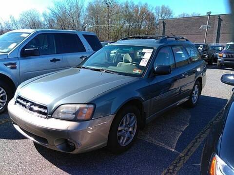 2002 Subaru Outback for sale at DPG Enterprize in Catskill NY