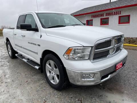 2011 RAM Ram Pickup 1500 for sale at Sarpy County Motors in Springfield NE